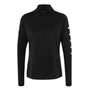 NIKE Funkční tričko 'SWOOSH'  černá