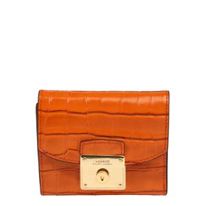 Lauren Ralph Lauren Peněženka  oranžová