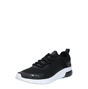 PUMA Sportovní boty 'Electron Street Era'  bílá / černá
