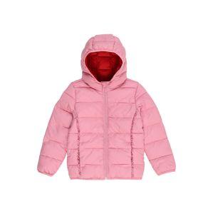 s.Oliver Přechodná bunda  pink