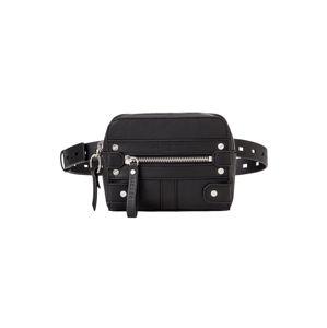 Liebeskind Berlin Ledvinka 'Neo Casual Pocket / Belt Bag'  černá