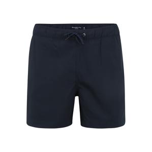 Abercrombie & Fitch Plavecké šortky  námořnická modř