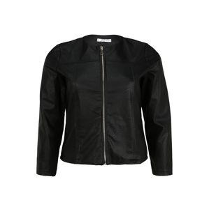 Z-One Přechodná bunda 'Mona'  černá