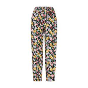 Mbym Kalhoty se sklady v pase 'Amie'  mix barev