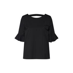 ARTLOVE Paris Tričko  černá