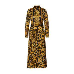 Bardot Košilové šaty 'BAILEY'  žlutá / černá