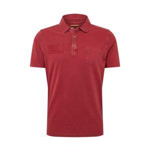 CAMEL ACTIVE Tričko  rubínově červená