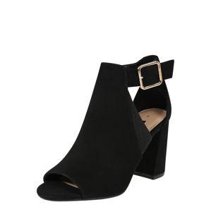 Dorothy Perkins Kotníkové boty 'ARIZONA'  černá