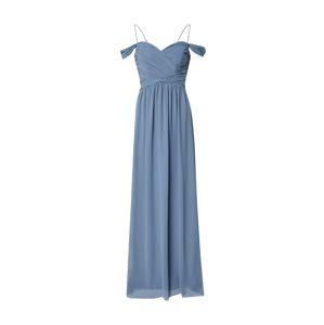 STAR NIGHT Společenské šaty  nebeská modř
