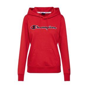 Champion Authentic Athletic Apparel Mikina 'Rochester'  námořnická modř / červená
