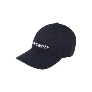 Carhartt WIP Kšiltovka 'Carter'  bílá / námořnická modř