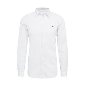 LACOSTE Košile  bílá