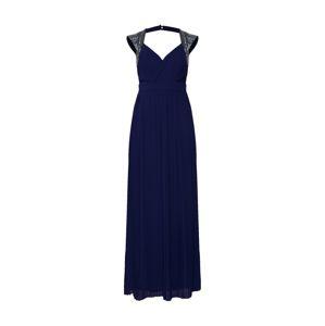 TFNC Společenské šaty 'VERLINDA MAXI'  námořnická modř