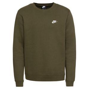 Nike Sportswear Mikina 'Sportswear Crew'  olivová