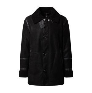 FREAKY NATION Přechodný kabát 'Fort Yukon-FN'  černá