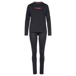 Tommy Hilfiger Underwear Pyžamo  červená / černá