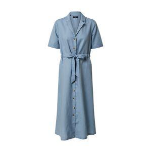 SELECTED FEMME Košilové šaty  kouřově modrá