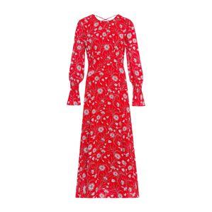 IVY & OAK Letní šaty  režná / červená / bílá