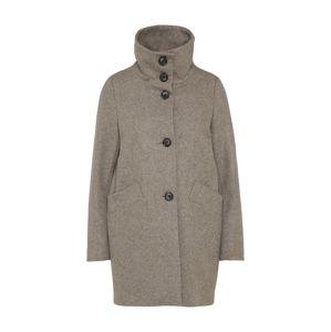 sessun Přechodný kabát 'Chera'  šedá / šedý melír