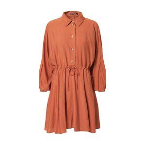 Rut & Circle Košilové šaty 'Melissa'  béžová