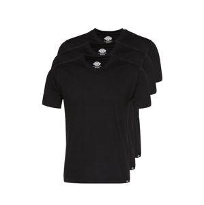 DICKIES Tričko  černá