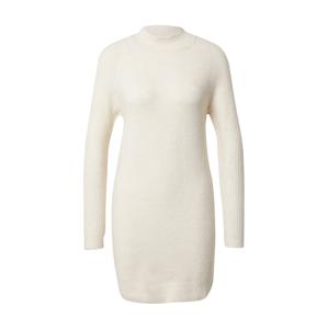 Tally Weijl Úpletové šaty  barva bílé vlny