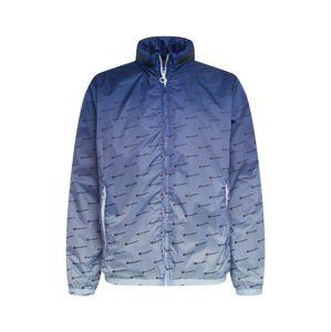 Champion Authentic Athletic Apparel Přechodná bunda  modrá