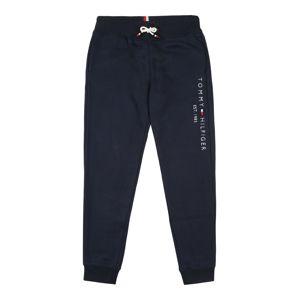 TOMMY HILFIGER Kalhoty  námořnická modř