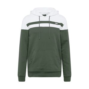 Only & Sons Mikina  offwhite / zelená