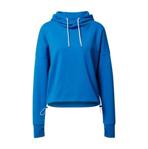 4F Sportovní mikina  modrá