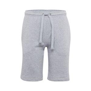 Urban Classics Kalhoty  šedý melír