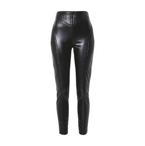 Missguided Kalhoty  černá