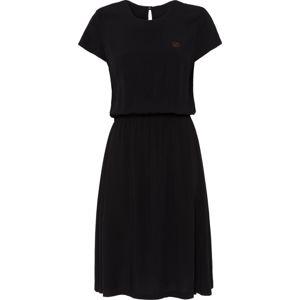 Naketano Šaty 'Ciao Bella'  černá