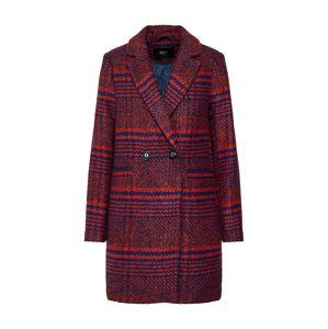 ONLY Přechodný kabát 'JOHANNA'  modrá / červená