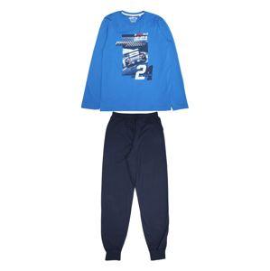 SANETTA Pyžamo  námořnická modř / královská modrá