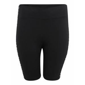 Nike Sportswear Legíny 'W NSW AIR BIKE SHORT PLUS'  černá
