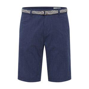 TOM TAILOR DENIM Chino kalhoty  námořnická modř