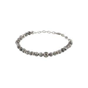 ROYAL-EGO Náramek 'Bracelet'  šedá