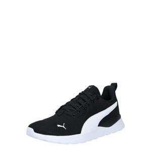 PUMA Běžecká obuv 'Anzarun Lite'  bílá / černá