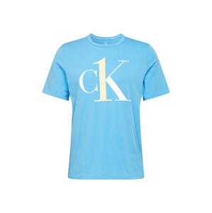 Calvin Klein Underwear Tílko  světlemodrá / bílá