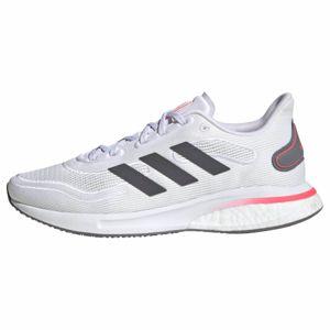 ADIDAS PERFORMANCE Běžecká obuv  bílá / šedá / lososová