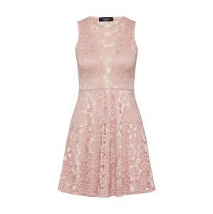 SISTERS POINT Koktejlové šaty 'NANDO'  růžová