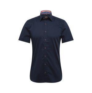 OLYMP Košile '5 City'  modrá