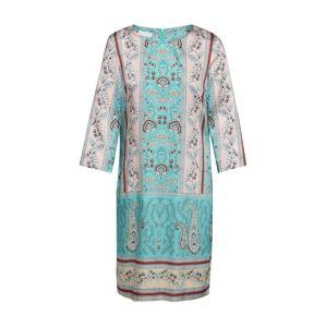 CINQUE Košilové šaty 'Ciesta'  růžová / modrá