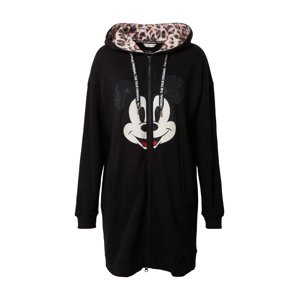 Frogbox Mikina s kapucí 'Mickey'  černá / bílá / červená