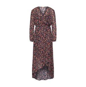 Custommade Šaty 'Leslie'  mix barev / černá
