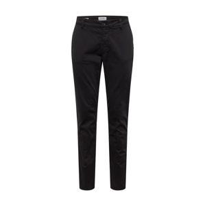 Only & Sons Chino kalhoty  černá