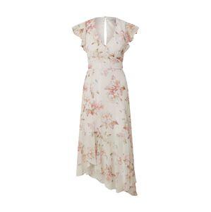 Forever New Letní šaty 'Jenna'  bílá / růžová