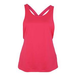 UNDER ARMOUR Sportovní top  pink