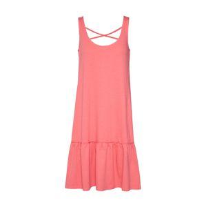 ESPRIT Letní šaty 'Easy'  lososová